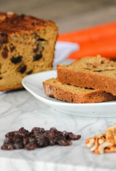 Whole Grain Apple Carrot Bread Recipe