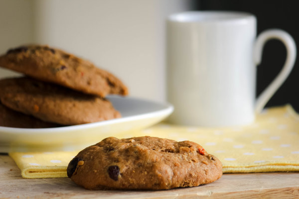 Healthy-Breakfast-Recipes Whole Grain Cookie