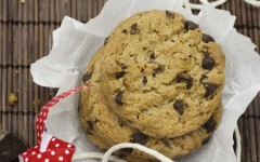 clean eating healthy chocolate chip cookies recipe