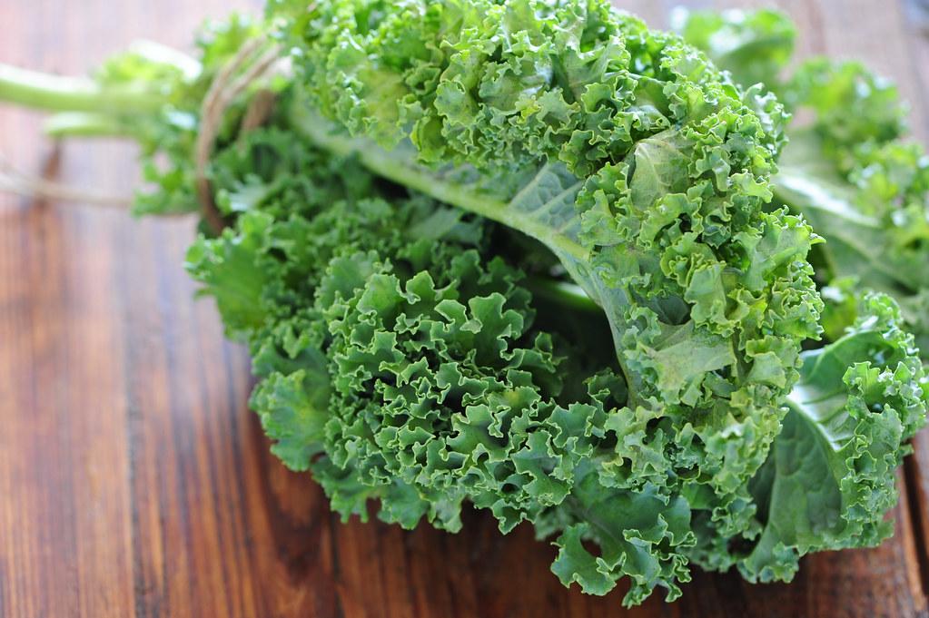 kale anti-inflammatory