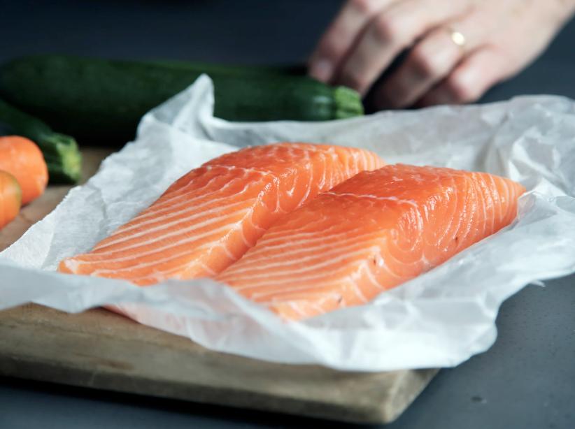 salmon anti-inflammatory