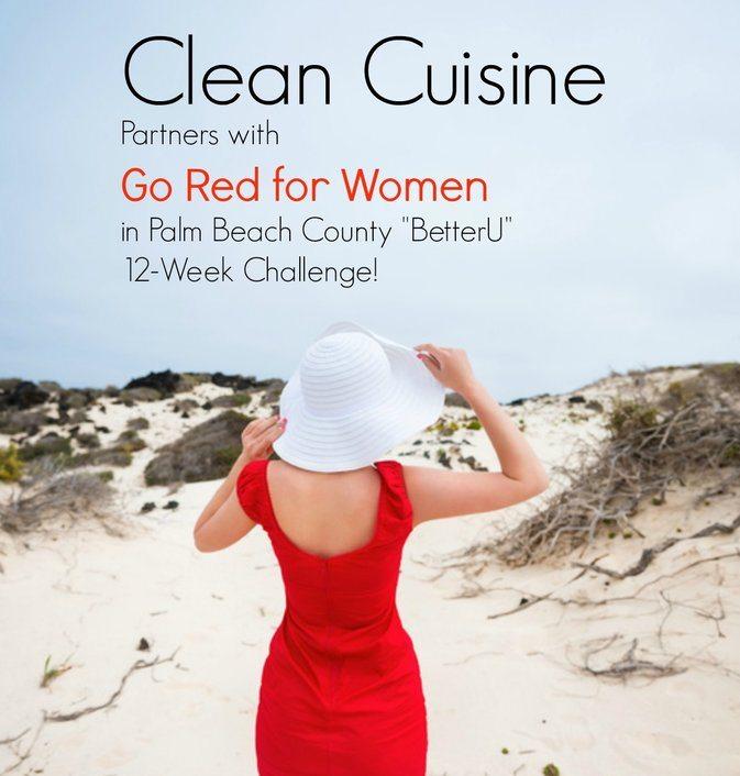 BetterU Challenge Go Red for Women