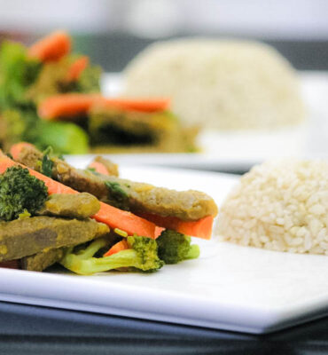 Chinese Beef and Broccoli Recipe with Special Orange Sauce
