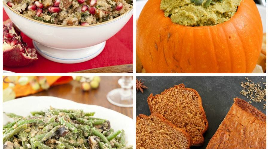 Clean Cuisine Thanksgiving Side Dishes