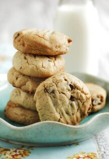 healthy living peanut butter cookie recipe