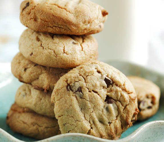 Clean Cuisine Peanut Butter Cookies