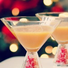 healthy living holiday cocktail recipes