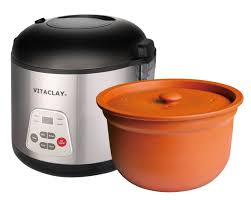 Vita Clay Rice Cooker