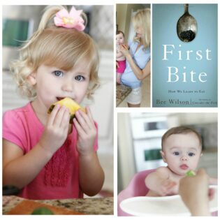 First Bite How We Learn to Eat