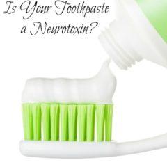 Fluoride is a Neurotoxin