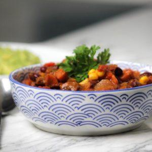 Crock Pot Chili Recipe Has LOTS of Flavor