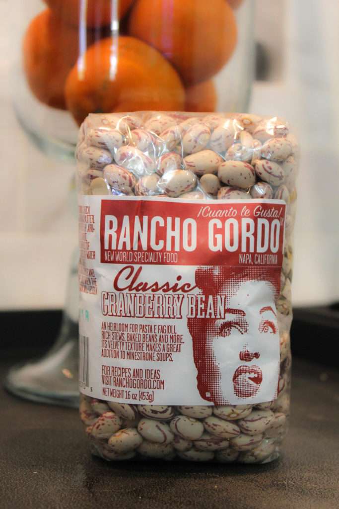 Rancho Gordo Heirloom Cranberry Beans