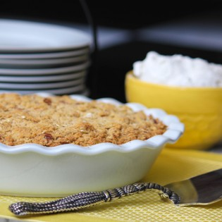 Gluten Free Recipe for Peach Cobbler