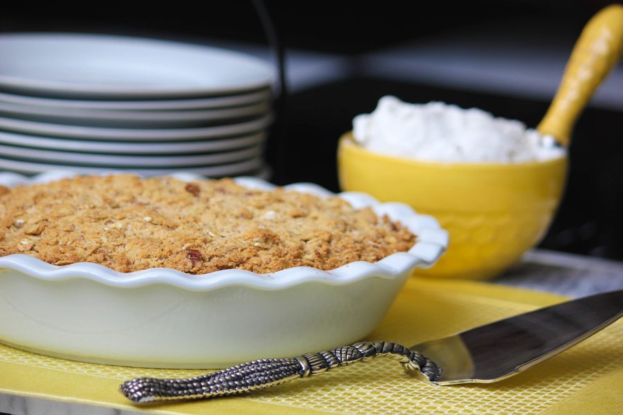Gluten Free Recipe for Peach Cobbler