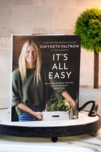 Gwyneth Paltrow Cookbook Includes Lots of Healthy Fast Food Recipes