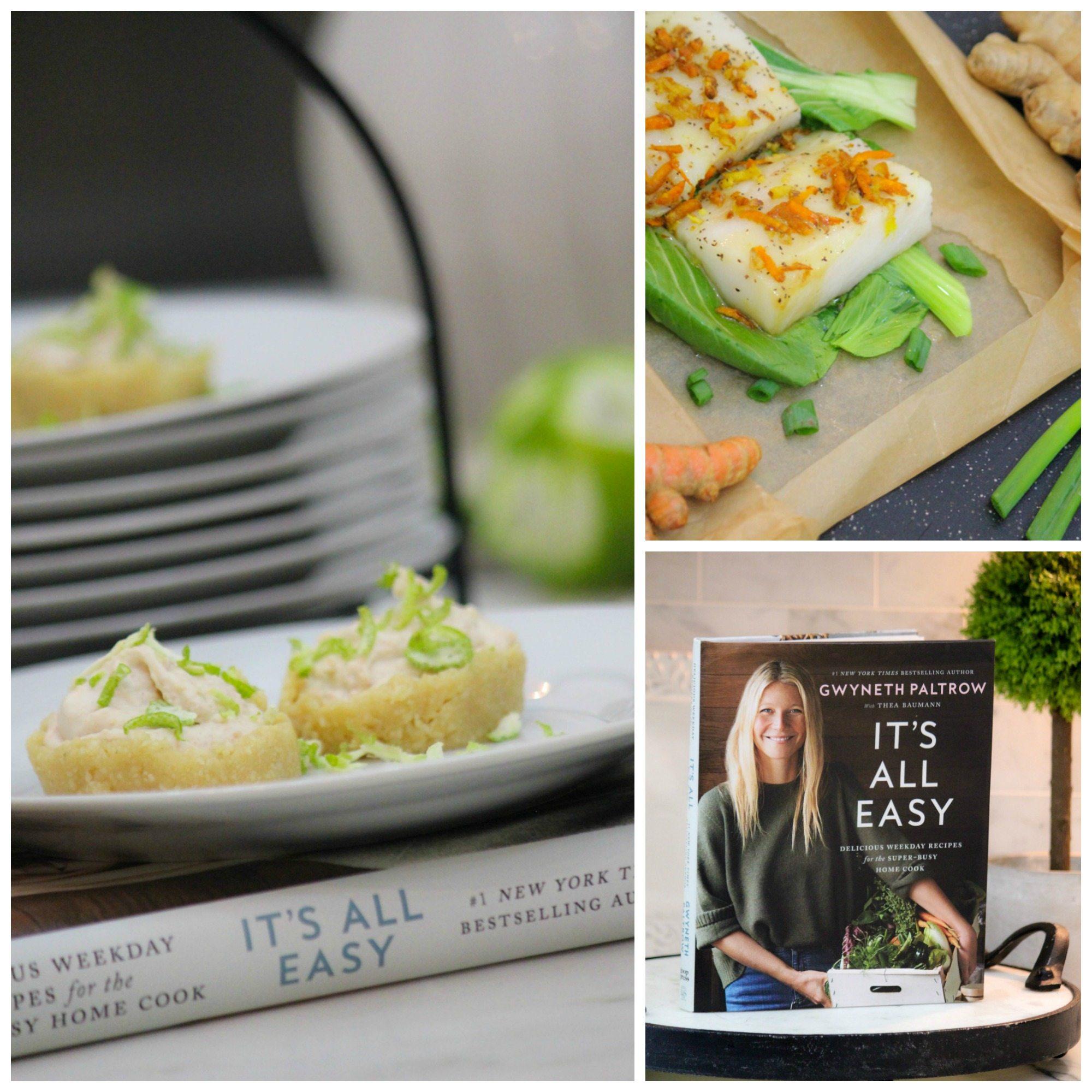 Gwyneth Paltrow's It's All Easy Healthy Fast Food