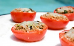 Recipe for Stuffed Tomatoes