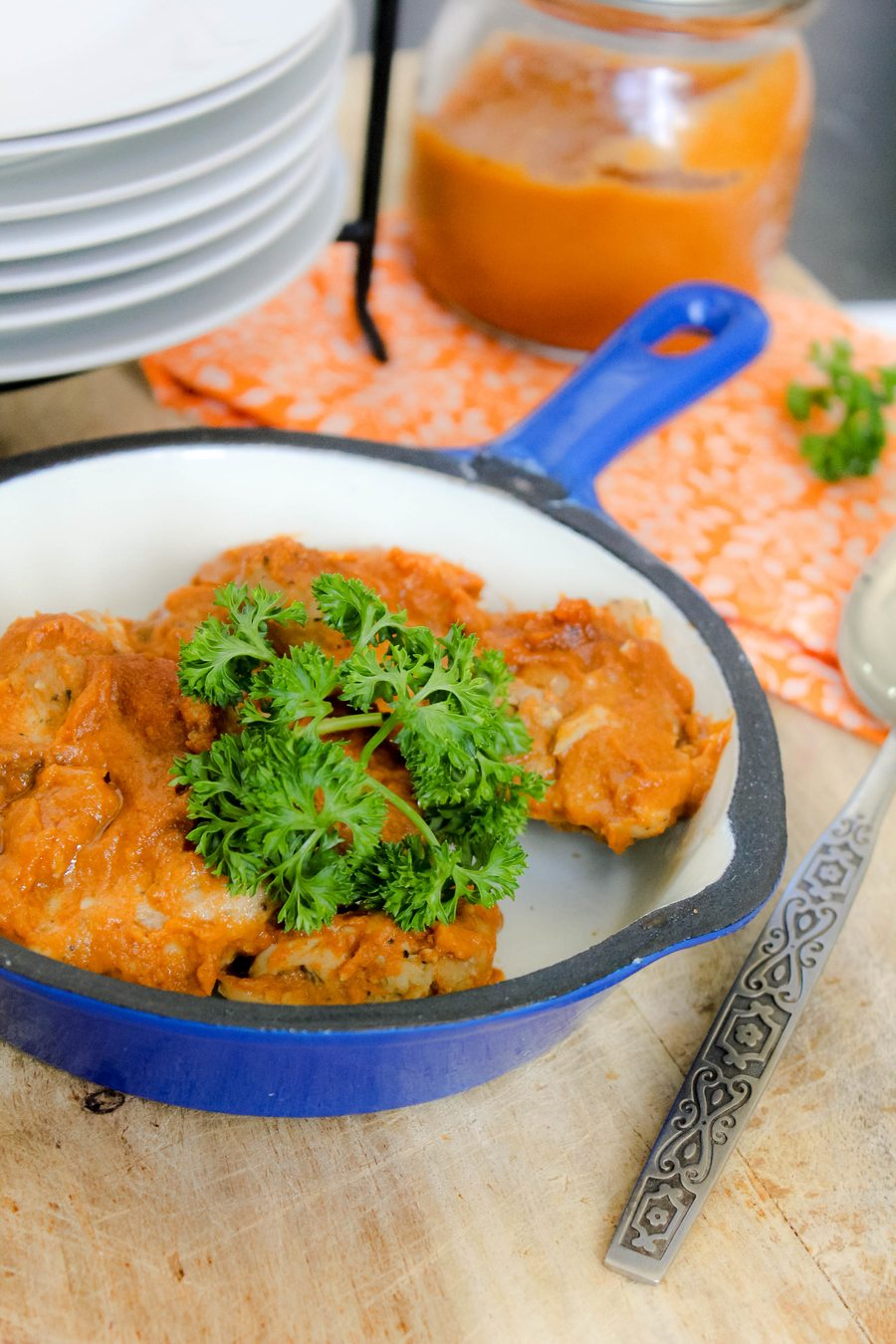 Clean Cuisine BBQ Chicken Recipe