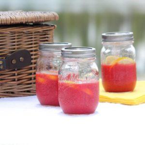 CLEAN Strawberry Lemonade Recipe (No Sugar Added)