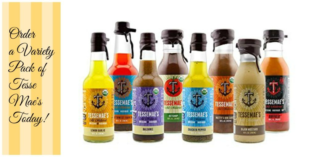 Tesse Mae's Condiments
