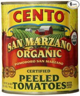 Cento Organic San Marzano Tomatoes