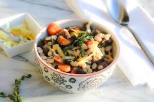 clean eating recipe for Moroccan Lamb Stew