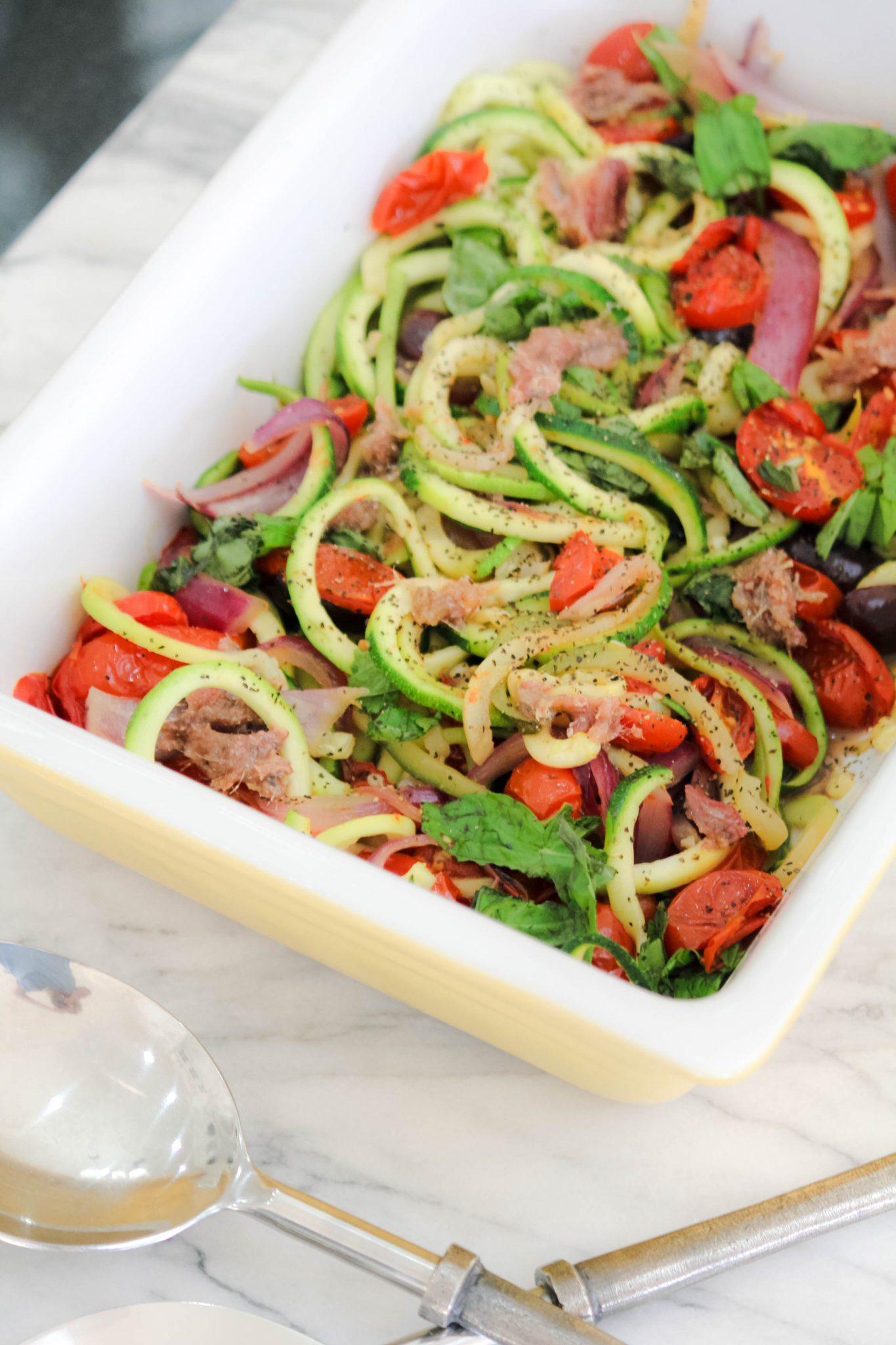 zucchini pasta recipe 2