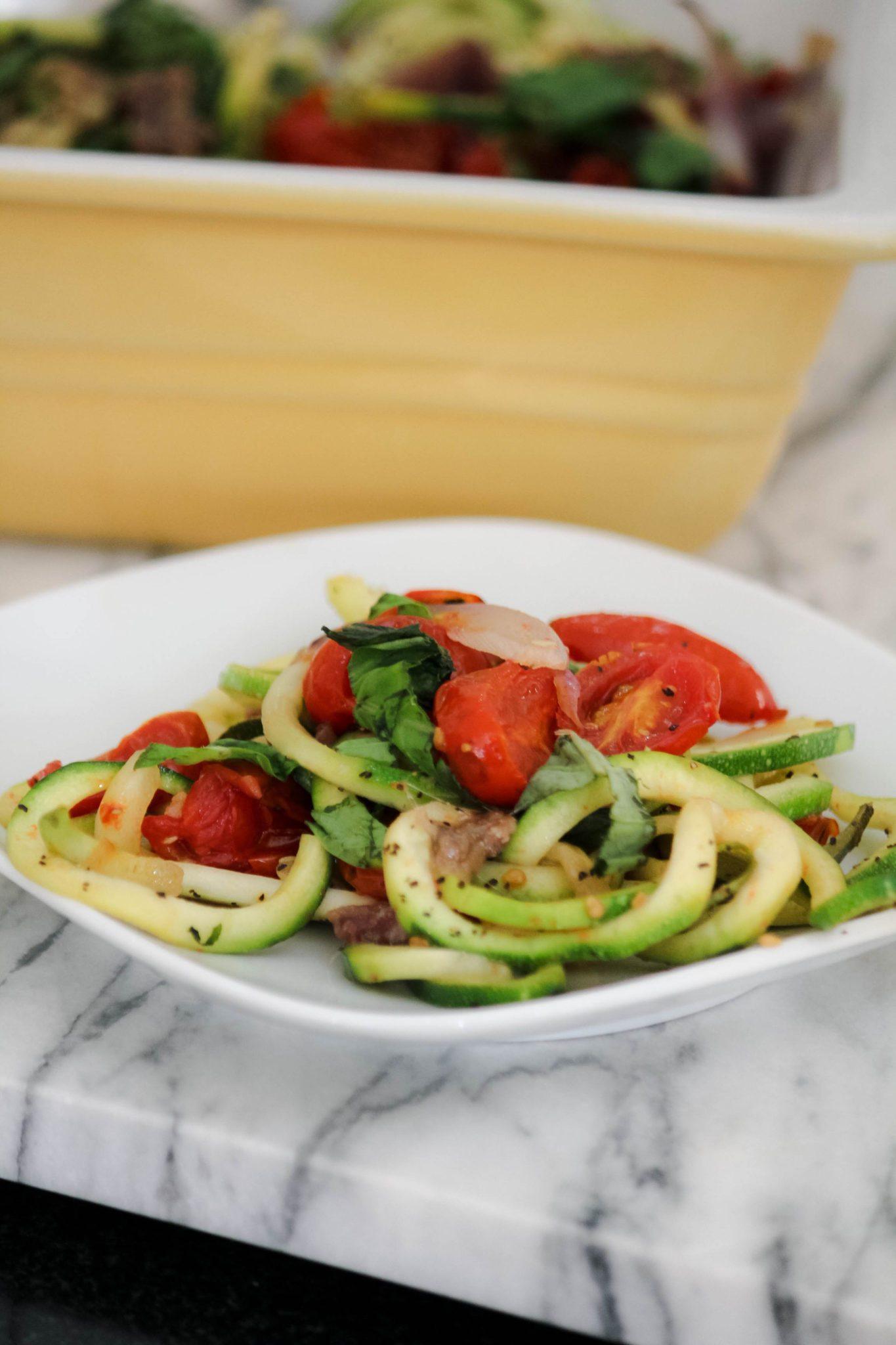 zucchini pasta recipe 4