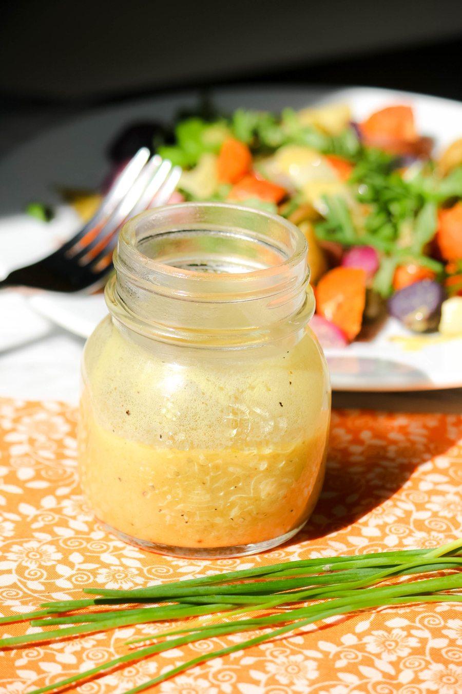Clean Cuisine Vegetable Salad Recipe