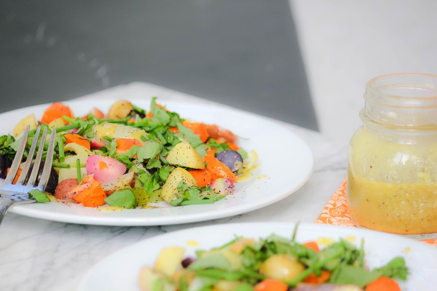 Vegetable Salad Recipe 3