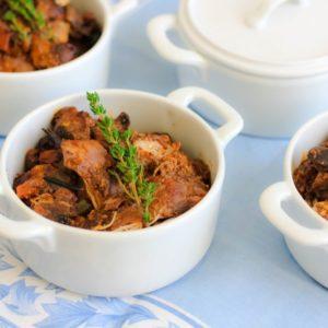 Julia Child's Coq au Vin Recipe Gets a Clean Makeover
