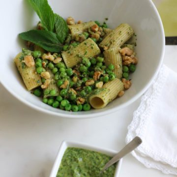 Mint Pesto Recipe Is a Clean Alternative to Mint Jelly
