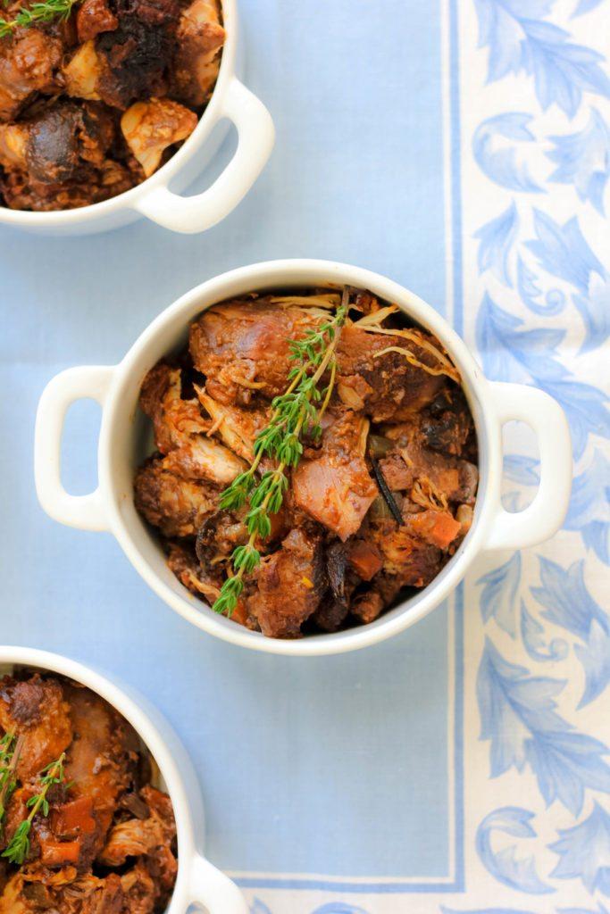 Recipe for Coq au Vin