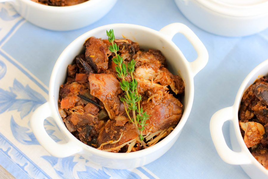 Recipe for Coq au vin 2