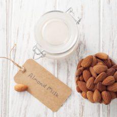health benefits of almond milk 2