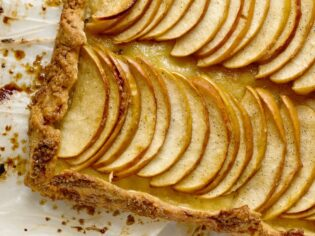 French Apple Tart 2