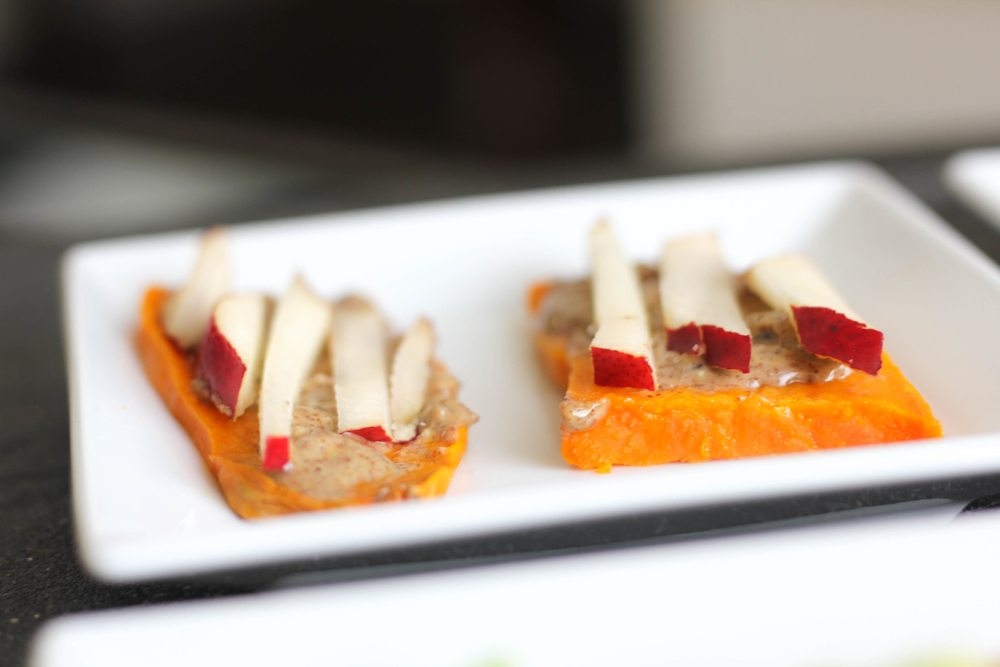 How to make sweet potato toast
