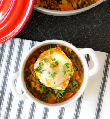 Lentil Stew with Vegetables