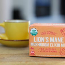 Improve Memory and Boost Brain Function with Lions Mane