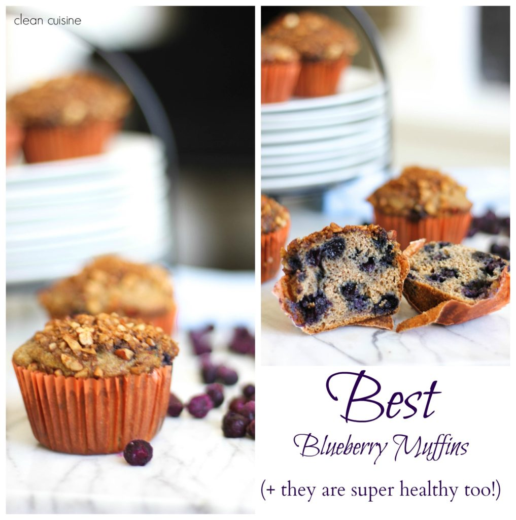 Recipe for Best Blueberry Muffins