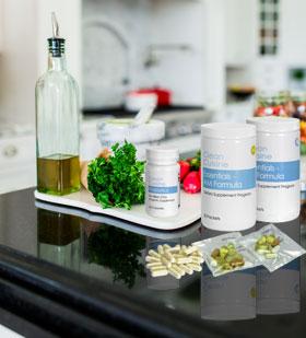 Clean Cuisine Supplements