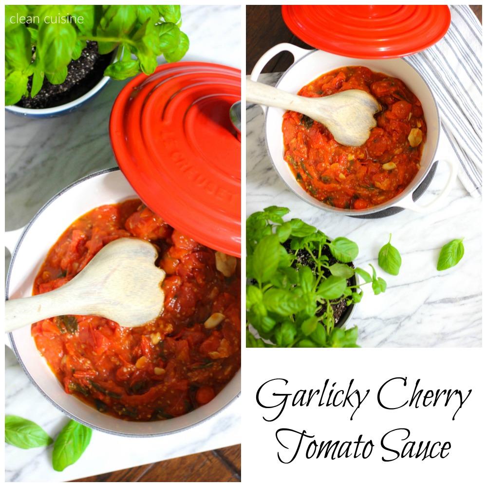 Cherry Tomato Sauce Recipe (2)