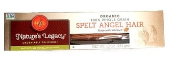 Nature's Legacy Organic Angel Hair