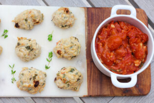 easy turkey meatballs