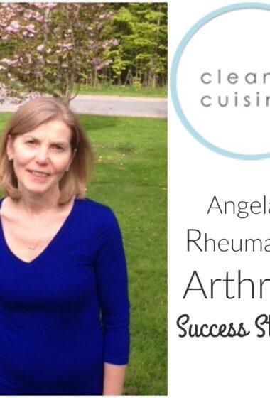 Rheumatoid Arthritis Relief on Anti Inflammation Diet (SUCCESS STORY!)