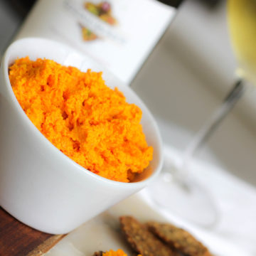 How to Make Carrot Hummus