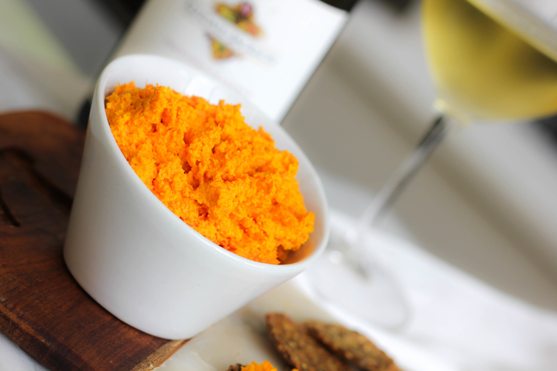 Carrot Hummus Recipe (1)