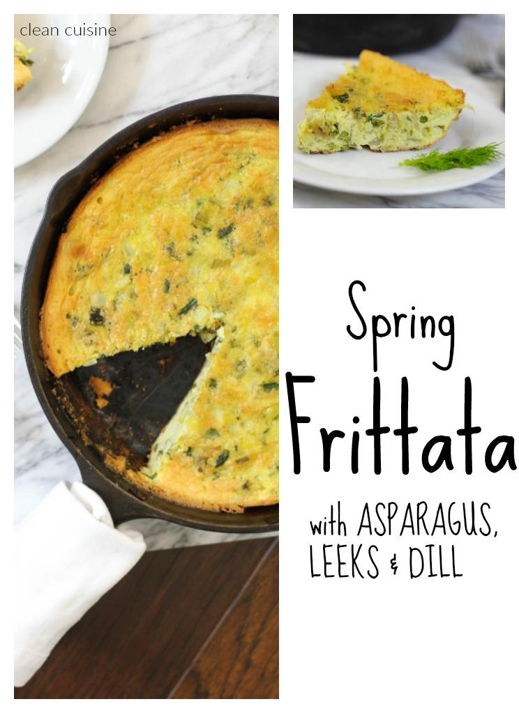 Spring Frittata RECIPE