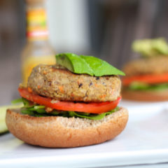 Recipe for Quinoa Burger