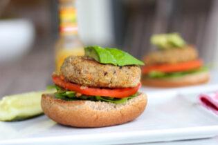 Recipe for Quinoa Burger